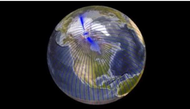 Pomjera se Zemljin sjeverni magnetni pol, mogao bi biti problem za navigaciju