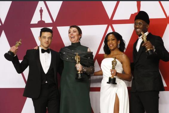 Screenshot_2019-02-25 Oscara za najbolji film osvojio Green Book , a najbolji glumci su Olivia Colman i Rami Malek (FOTO)