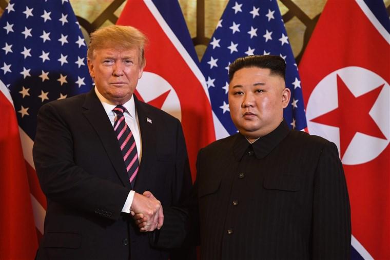 """Trump: Želim sresti Kima Jong-una na granici, rukovati se i reći mu """"zdravo"""""""