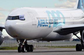 FRANCE-AVIATION-TRANSPORT-AIRBUS