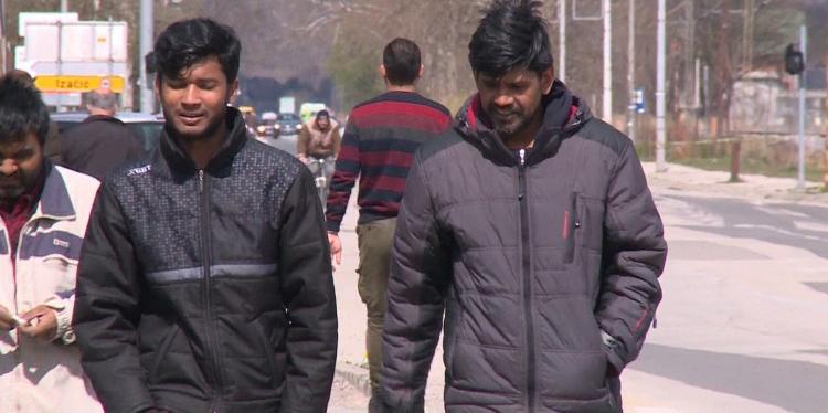 Migranti ušli u Italiju nakon što su čekali odobrenje sedam dana
