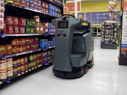 wallmart robot