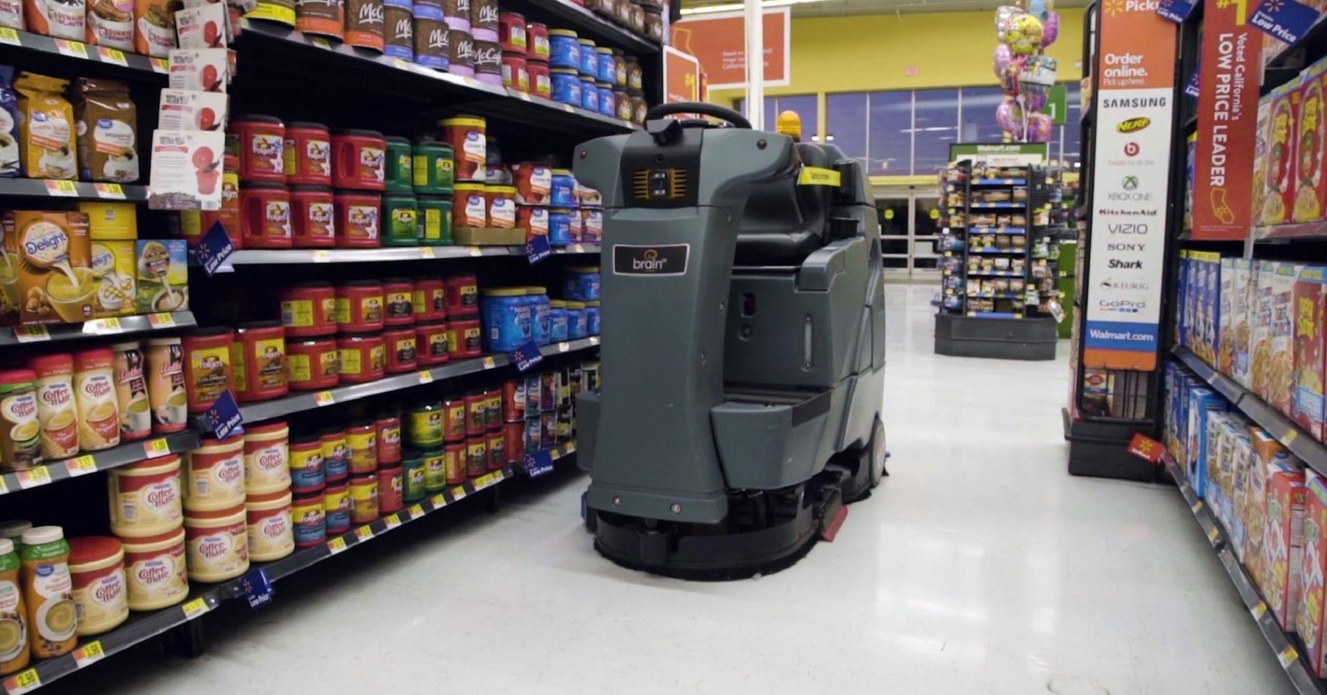 Video: U trgovine SAD-a stižu hiljade robota koji će istovarati robu i čistiti podove