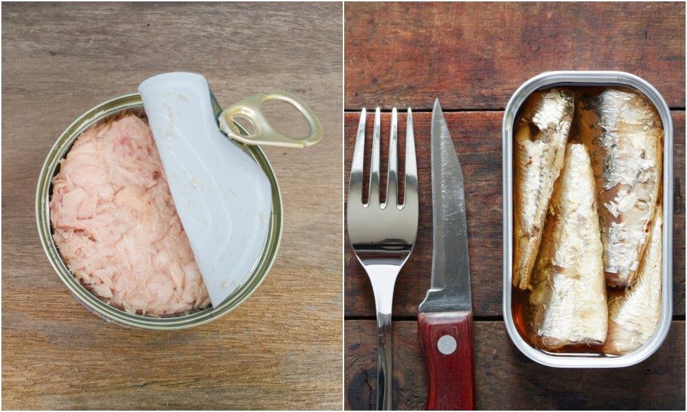 Stigao je odgovor šta je zdravije – tunjevina ili sardina
