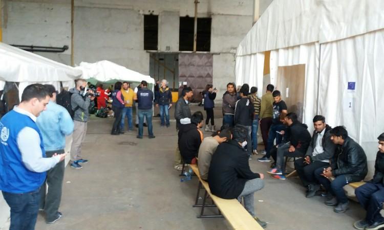 Migrantima u Krajini ograničeno kretanje – nema više boravka u parkovima, napuštenim kućama