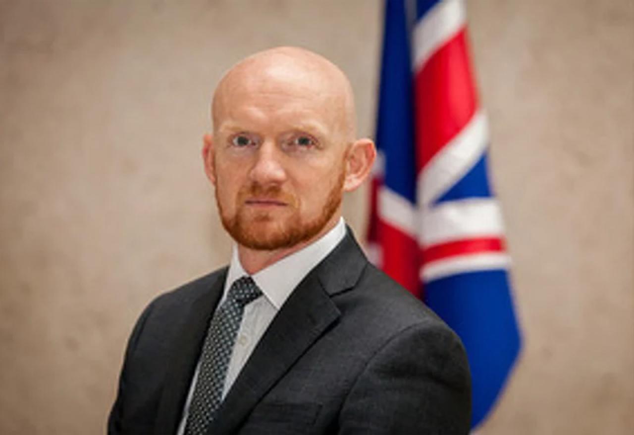 Field: Brexit ne znači manje Britanije u BiH