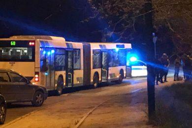 Pokušao oteti autobus u Ljubljani, policija ga ubila