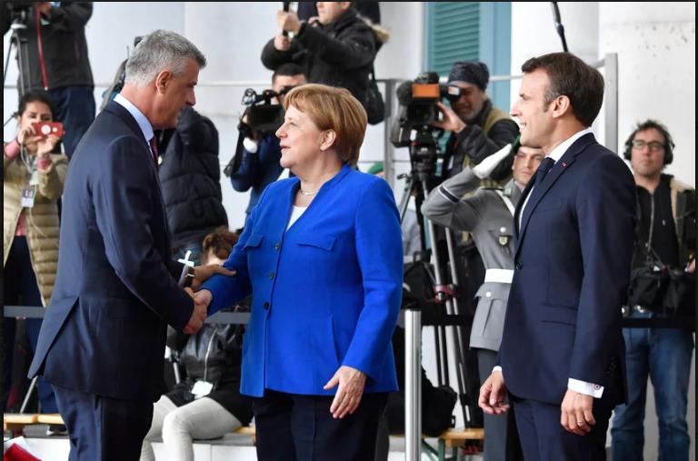 Thacijeva poruka iz Berlina: Pomirenje nemoguće dok Srbija i BiH ne priznaju Kosovo