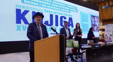 Uručene nagrade Sarajevskog sajma knjige