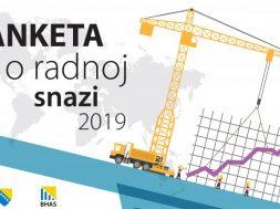 Vizual Agencije za statistiku BiH za Anketu o radnoj snazi