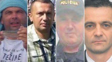 Za šest mjeseci ubijena četiri policajca