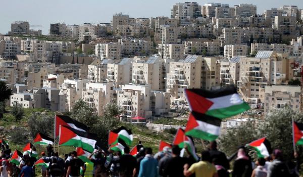 Protest Palestinaca u Ramallahu, uklonili betonske barikade izraelske vojske