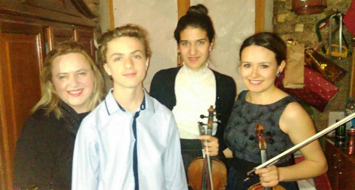 """Koncert """"Violin dame + Notre Dame"""" kao poveznica stvaralačkog svijeta"""