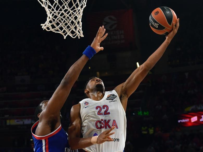 Košarkaši CSKA savladali Efes i osmi put postali prvaci Evrope