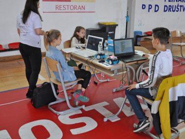 Finale državnog takmičenja iz robotike okupilo učenike iz 62 škole