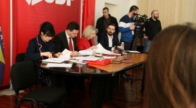 Glavni odbor SDP o izmjenama Statuta