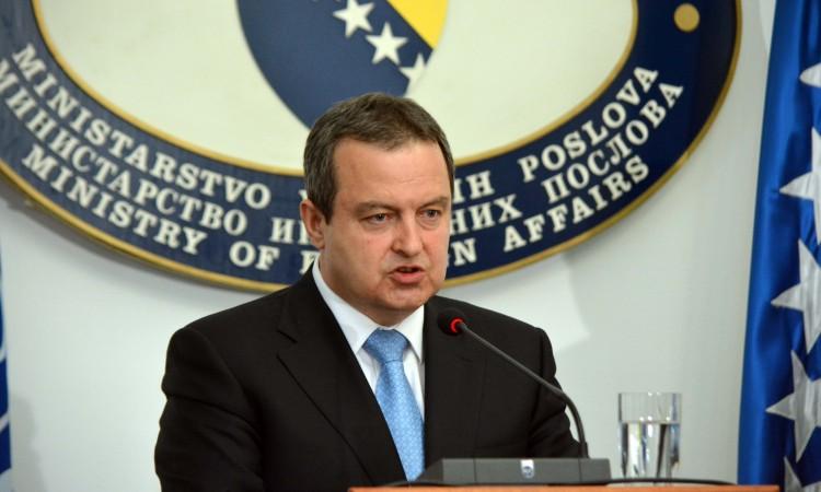 Dačić: Do kraja godine pet zemalja povlači priznanje Kosova