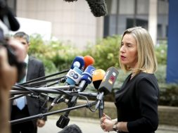 Mogherini-press EU Delegation
