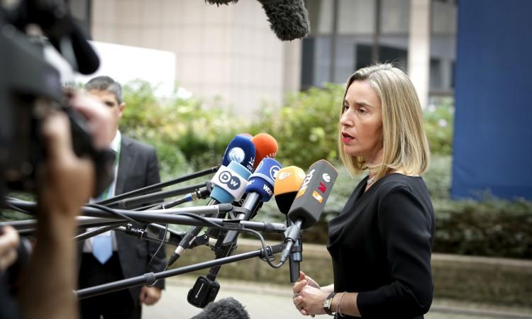 Mogherini: Izraelsko naseljavanje na palestinskom teritoriju je nezakonito