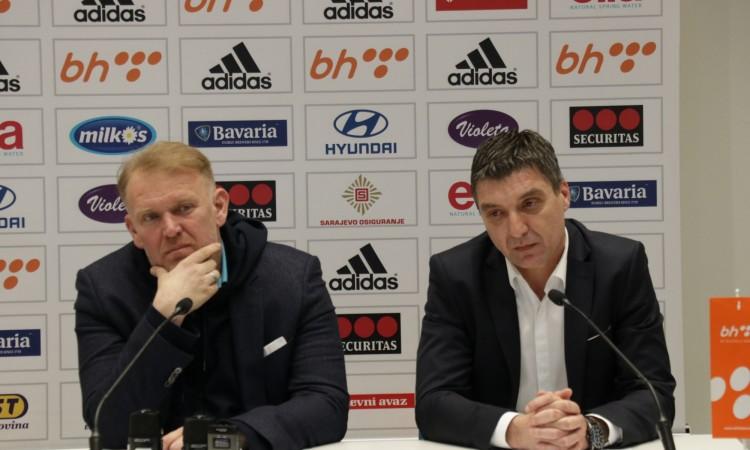 Prosinečki i Marinović 20. maja objavljuju spiskove igrača