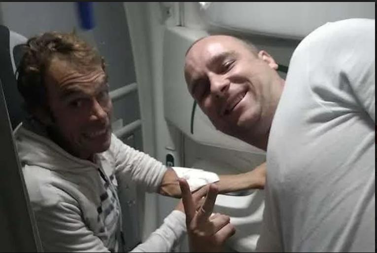 """Hirurg iz Zenice Anel Okić koji je u avionu operirao Francuza pozvan na """"kontrolu"""" u Francusku"""