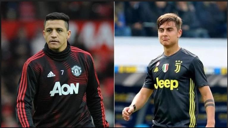 Manchester United i Juventus žele razmijeniti Sancheza i Dybalu