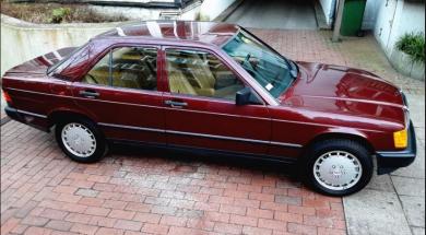 Screenshot_2019-05-28 Nijemac za Mercedes-Benz 190E iz 1986 godine traži 49 900 eura