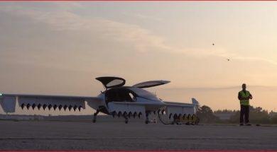 lilium-test-flight