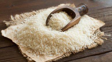 rice riža