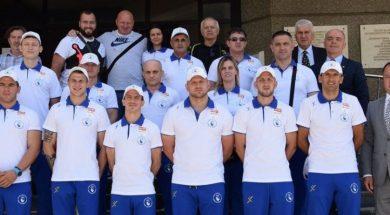 Predstavljen bh. tim za nastup na Drugim evropskim igrama u Minsku