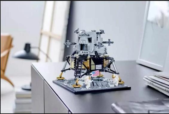 Lego proslavlja 50. godišnjicu misije Apollo 11 novim setom lunarnog landera