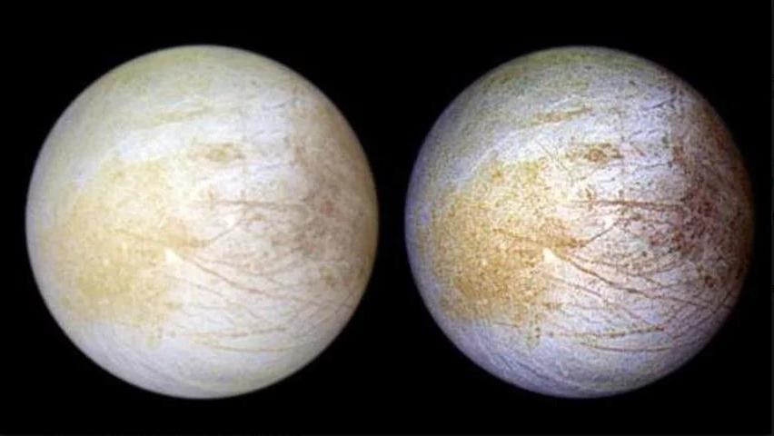 """Jupiterov mjesec Europa prekriven je """"kuhinjskom soli"""", baš kao i mora Zemlje"""