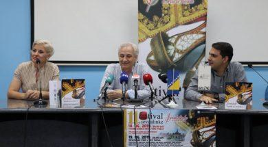 Više od 300 izvođača na festivalu Sevdalinko u srcu te nosim