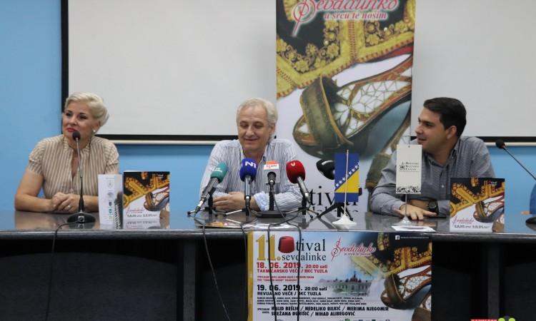 Više od 300 izvođača na festivalu ¨Sevdalinko u srcu te nosim¨