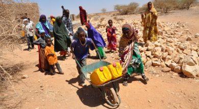 Više od dva miliona Somalijaca moglo bi umrijeti od gladi