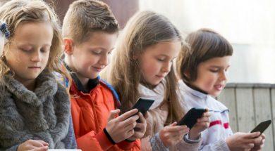 djeca mobitel dijete internet