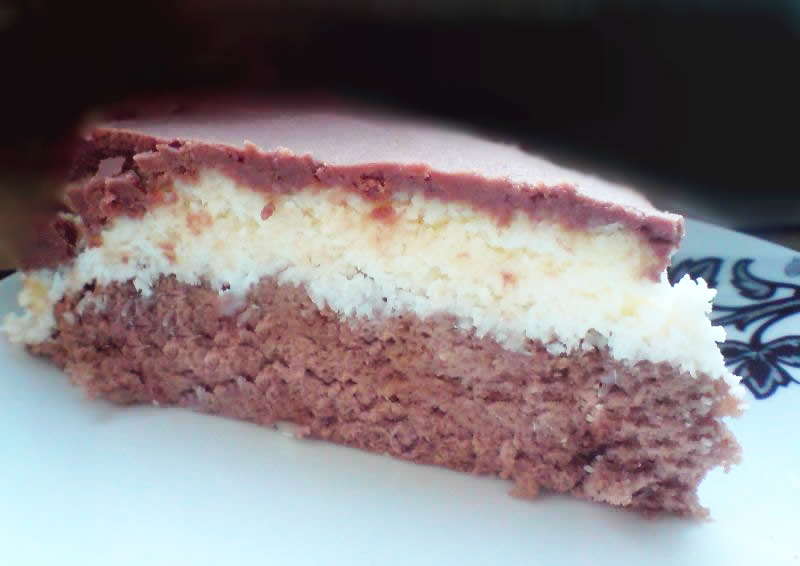 Pripremite Bounty kolač koji se ne peče za samo deset minuta