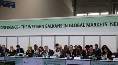 Šarović na sastanku ministara ekonomije zapadnog Balkana