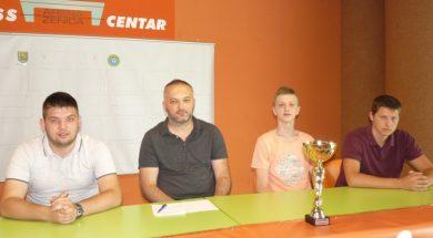 Košarkaški klub Vukovi iz Zenice