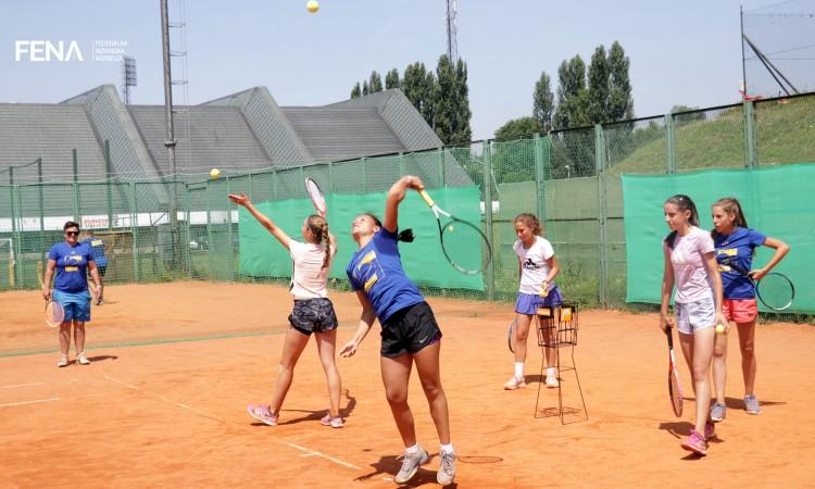 Mladi bh. teniseri na evropskim prvenstvima u Švicarskoj, Rusiji i Češkoj