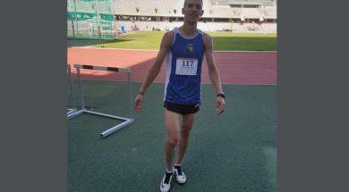 Mrkanović u finalu EP-a na 3.000 metara stipl, Štitkovac nije uspio u disku