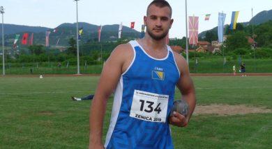 Počelo Evropsko juniorsko prvenstvo u atletici