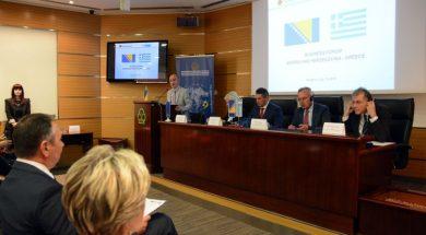 Poslovni forum BiH – Grčka