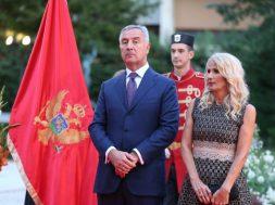 Predsjednik Crne Gore Milo Đukanović
