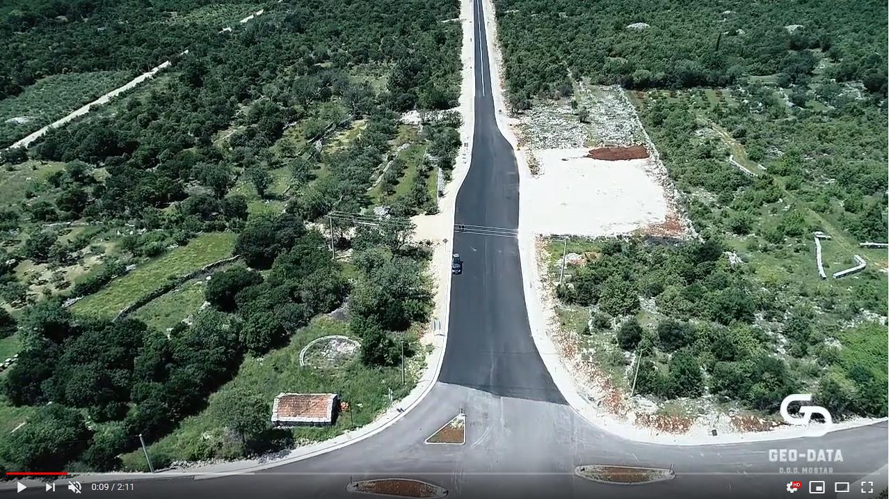 Kako izgleda završeni dio ceste Neum – Stolac