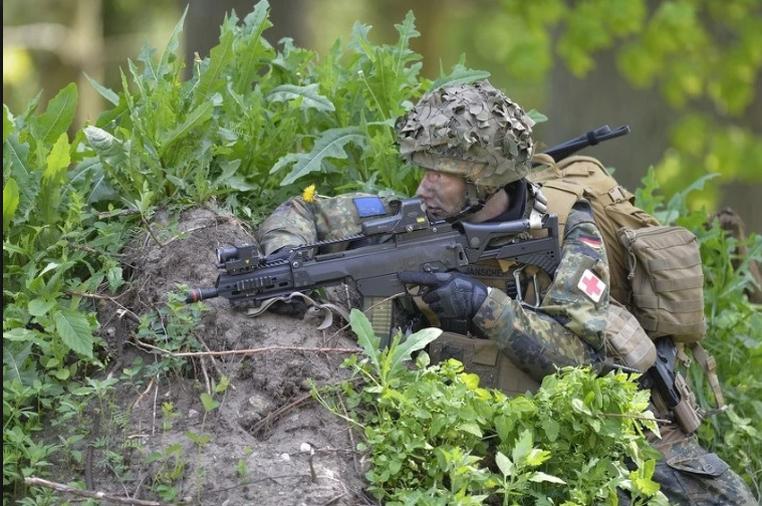 Njemačka neće slati vojnike u Siriju uprkos zahtjevu Washingtona