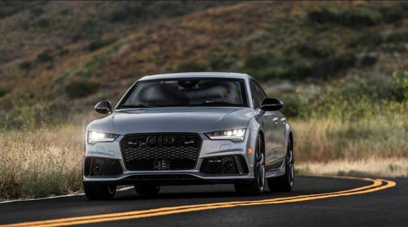 Audi RS7 Sportback je najbrži blindirani automobil na svijetu