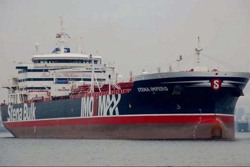 Zaplijenjeni iranski naftni tanker konačno napustio obale Gibraltara