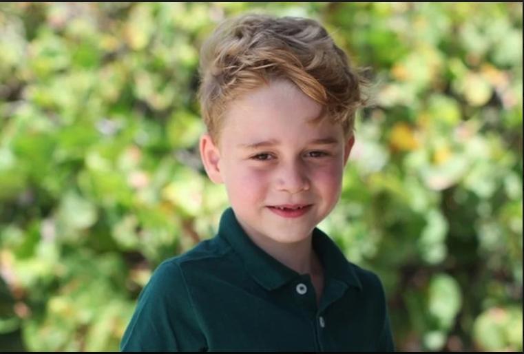 Princ George proslavio šesti rođendan u dresu engleske nogometne reprezentacije