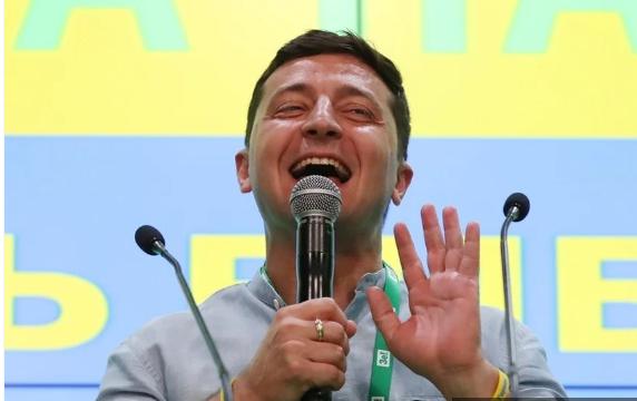 Stranke komičara i rock zvijezde formiraju novu ukrajinsku vladu?
